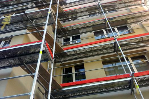 Daugiabučių gyvenamųjų namų renovacijos techninė priežiūra