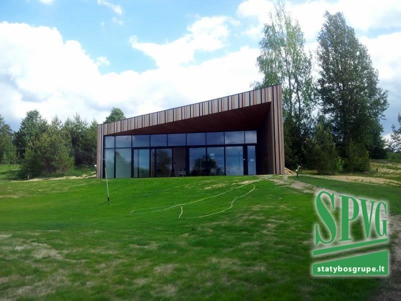 statybos darbai, techninė priežiūra, pamatai, betonavimas, sienos, mūras, metalo kontrukcijos, stogas, šrengimas, fasadas, apdaila, PVG, Vilnius