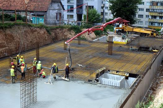 Bendroji statybos darbų techninė priežiūra