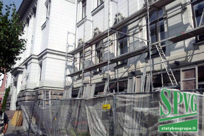 Lietuvos Mokslų Akademijos pastato rekonstrukcija