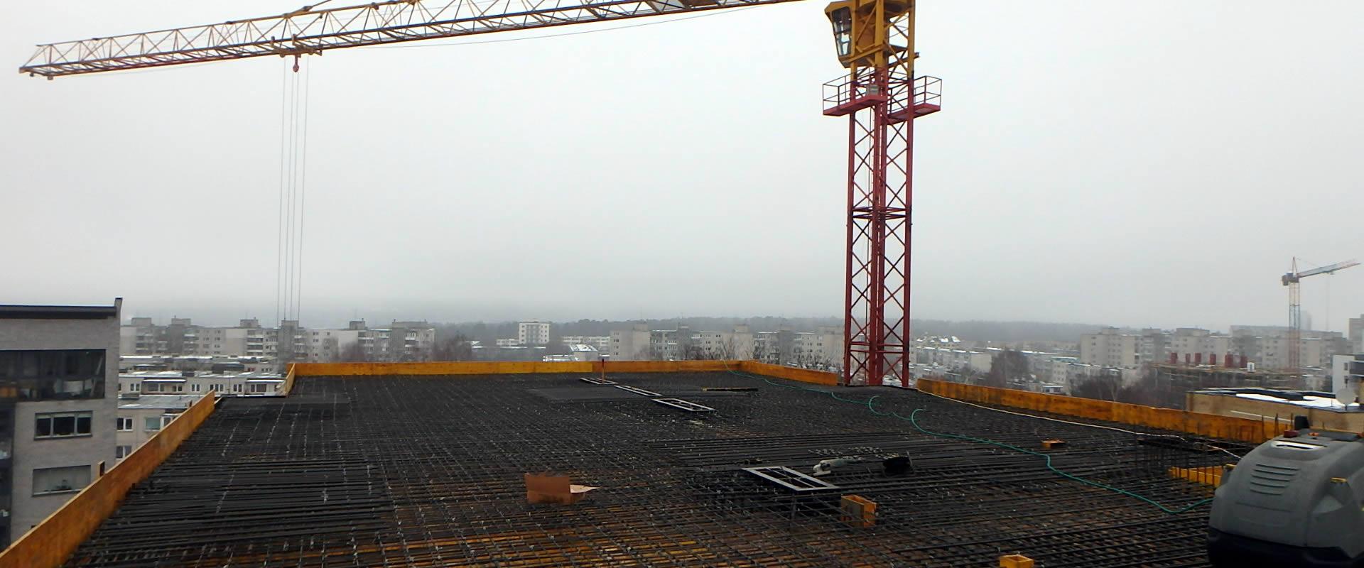 SPVG - Statybos Projektų Valdymo Grupė UAB - darbų techninė priežiūra, ranga, rekonstrukcija