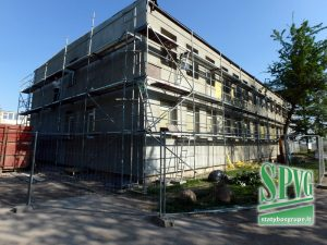 Raseinių neįgaliųjų mokymo centro pastato modernizavimas, statybos darbų techninė priežiūra, SPVG, Statybosgrupe